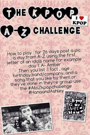 A-Z Challenge Day 4 • | K-Pop Boy Groups Amino