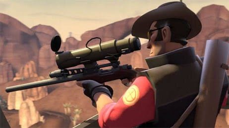 The Sniper The 8th Class Wiki Team Fortress 2 Amino