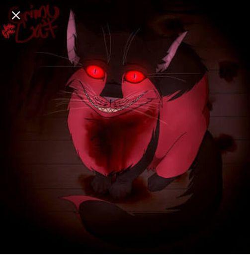 Grinny Cat Wiki Creepypasta Amino