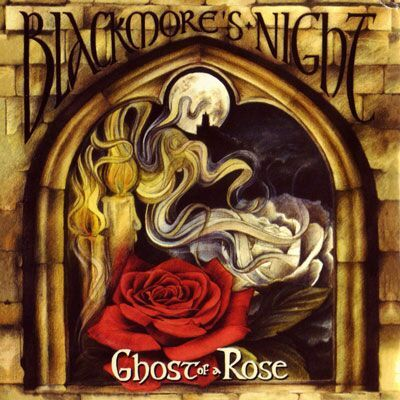 Nmw Blackmore S Night Ghost Of A Rose 2003 Album Review Metal Amino
