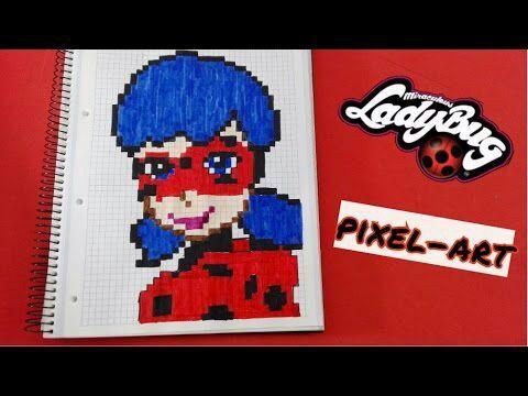 Pixel Art Miraculous Ladybug Fr Amino