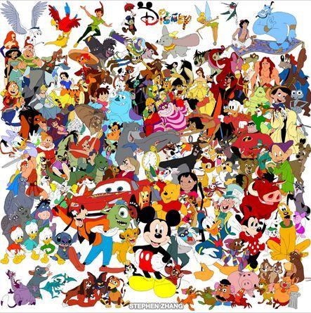 Caricaturas Y Películas Animadas Disney En Español Amino