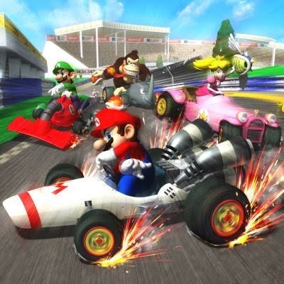Why I Like Mario Kart Ds Mario Kart Amino
