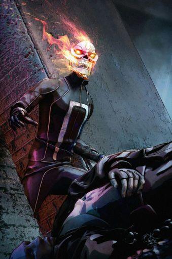Reasons Why I Like Robbie Reyes Ghost Rider Marvel Amino