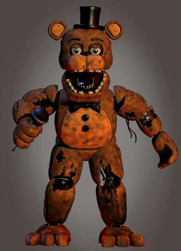 Withered Freddy Wiki Five Nights At Freddy S Amino