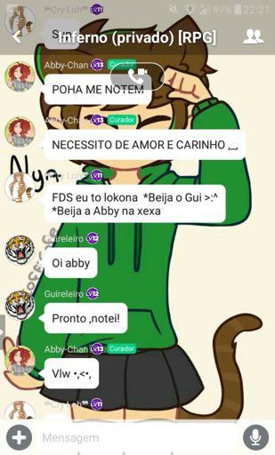 Cry Loh x Guireleiro   Wiki   FNAFHS [PT/BR] Amino