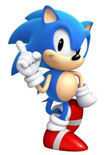 Sega Is Lying About Classic Sonic By Distort Sonic The Hedgehog Amino