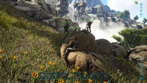 Tales from Ragnarok!   Ark Survival Evolved Amino