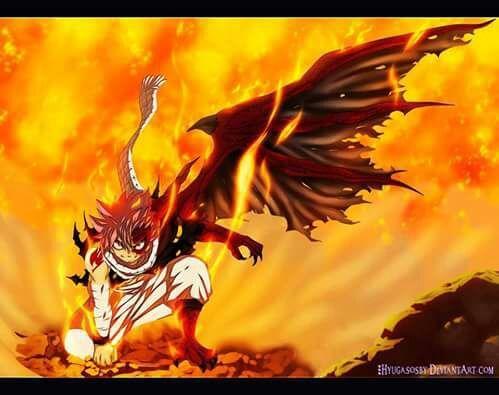 Fairy Tail Natsu Vs Dragon 2