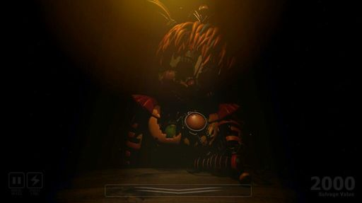 Scrap Baby | Wiki | Five Nights At Freddy's Amino