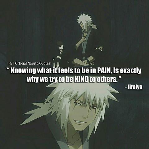 jiraiya quotes anime amino