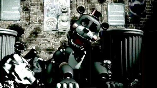 Lefty Wiki Five Nights At Freddy S Amino