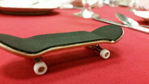I got a new Fingerboard!!! P-Rep sold by Broken Knuckle