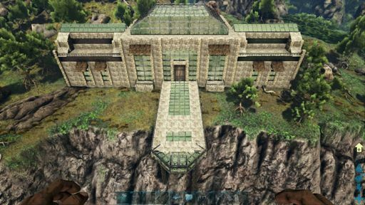 Cliff Side Estate Ark Survival Evolved Amino