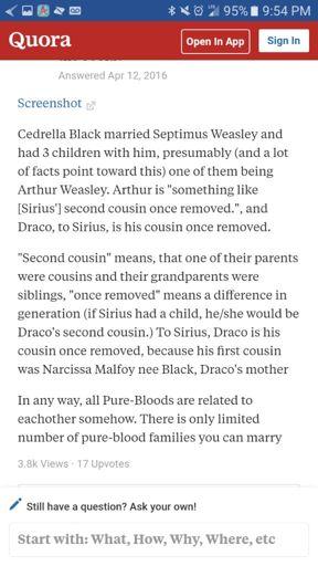 Cousins quora