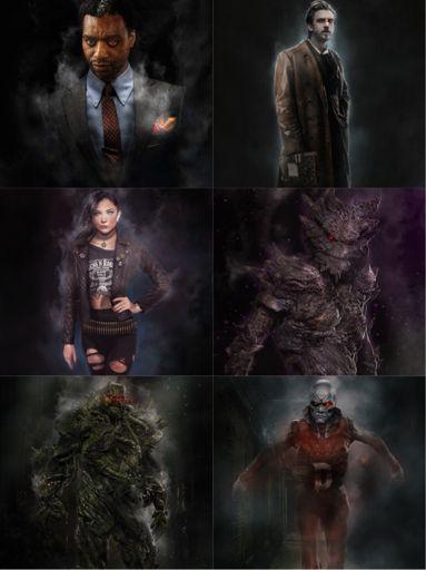 Justice League Dark Old Concept Art Revealed Comics Amino