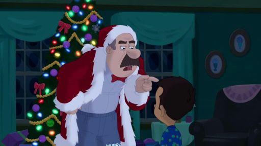 How Murray Saved Christmas.How Murray Saved Christmas Wiki Cartoon Amino