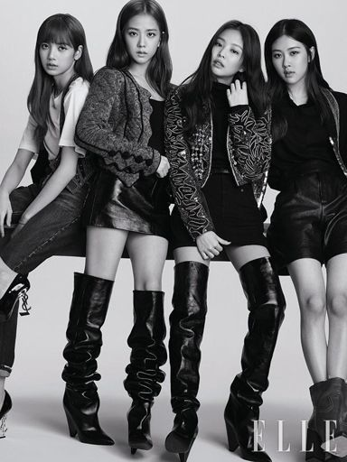 style Knee High Boots | Korean Fashion