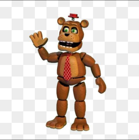 Do you think Funko should make FNaF 6 plushies and action