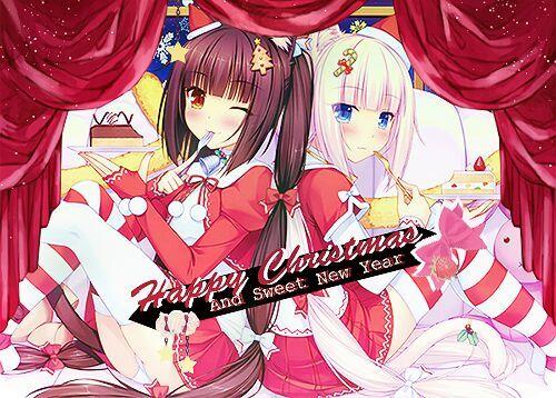 Felicitaciones De Navidad Anime.Feliz Navidad Amino Especial Noticia Y Felicitaciones