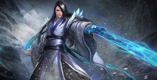 Estrath (He Shen ) Historia | Wiki | Heroes Evolved Oficial