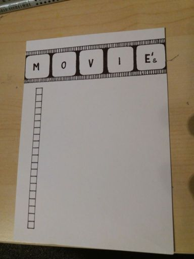 What Movies Should I Watch This Year Bullet Journal Amino