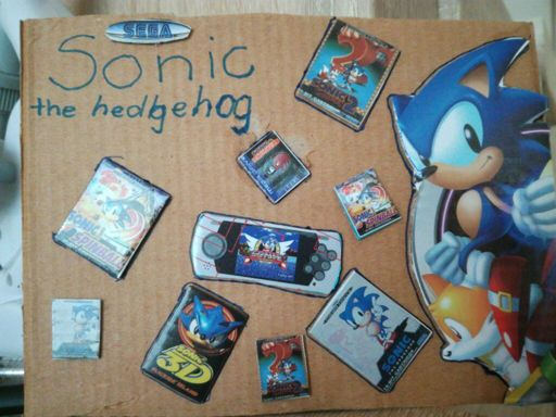 Sonic Posters For Old Games Sonic The Hedgehog Amino