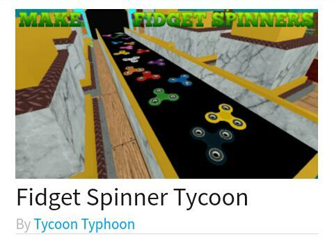 Tycoongame.club Roblox Fidget Spinner Tycoon Game Review Roblox Amino