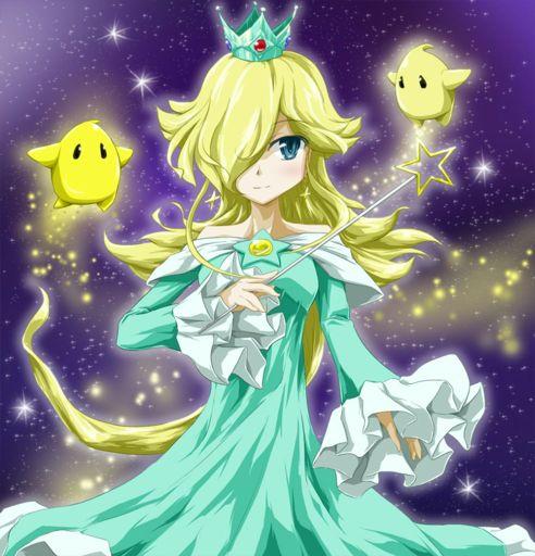 princesa rosalina  wiki  ciencia ficción amino