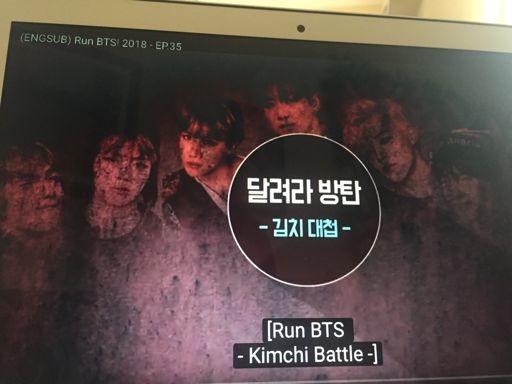 BTS RUN! 2018 EP 35 👑 | ARMY's Amino
