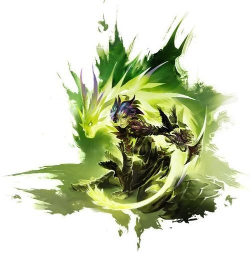 Day 2, Favourite Race | Guild Wars 2 Amino