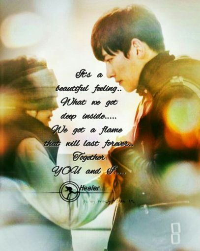 How's it   ?? Healer ost - Eternal Love ❤❤❤ | K-Drama Amino