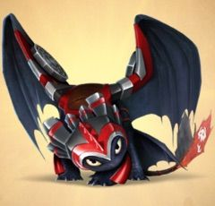 Dragon Armor Httyd : I can pick it up from the armory in the imperial.