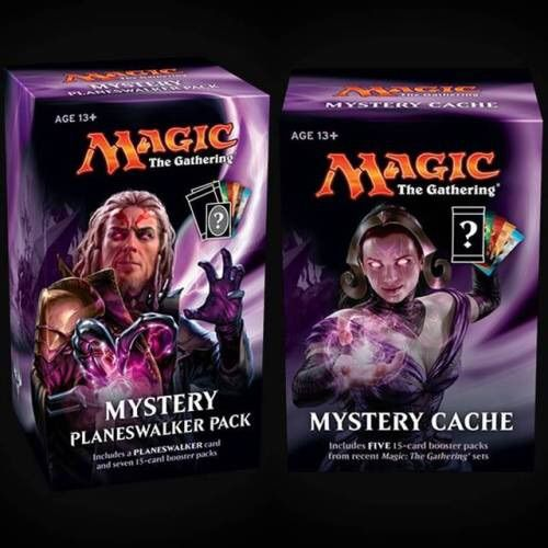 Magic mystery boxes  Why they should be avoided at all costs | MTG Amino