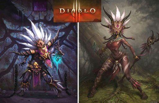 Diablo 3 Witch Doctor Wiki Tamriel Elder Scrolls Amino Amino