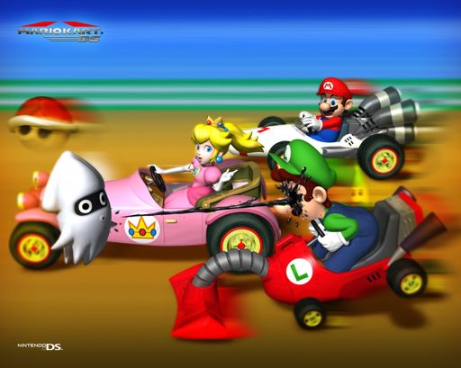 Mario Kart Ds Wiki Video Games Amino