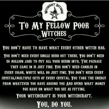 For all of us poor witches    | The Witches' Circle Amino