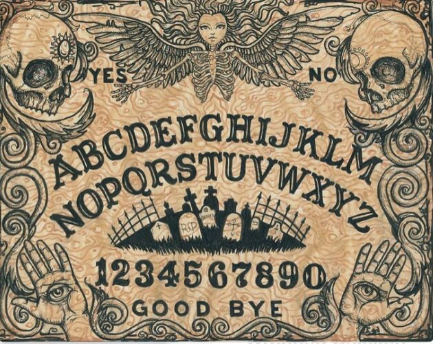 Rules Of The Ouija Board | Wiki | Paranormal Amino