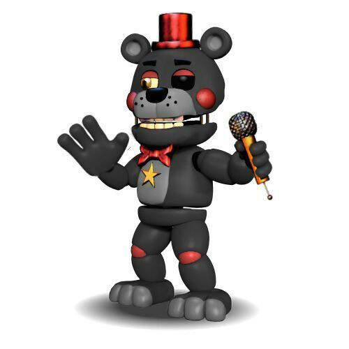 Lefty (FnafWorld Version) | Five Nights At Freddy's Amino