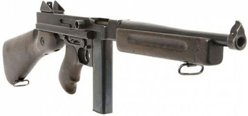Thompson Submachine Gun | Wiki | Warfare Roleplay Amino