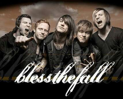 Blessthefall | Wiki | Metal Amino