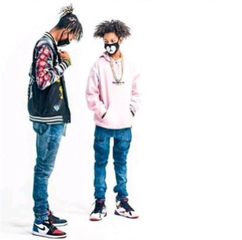 my swag is clean teo and ayo ayo teo amino