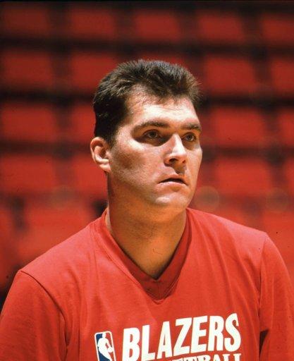 Blazers Basketball Reference: Arvydas Sabonis