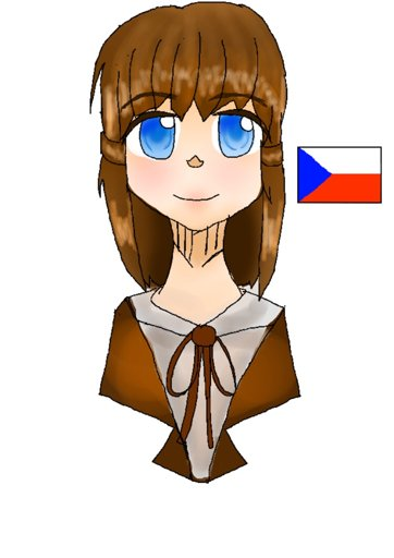 Aph Czech Republic Drawing Hetalia Amino