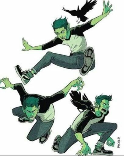 Garfield Logan Beast Boy Wiki Dc Entertainment Amino