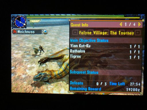 MHGen) Final quest to HR 999 + guild card   Monster Hunter Amino
