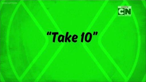 Episode 5] Take 10 | Ben 10 Amino