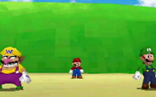 Ink Co Review Super Mario 64 Ds Out Of Date Video Games