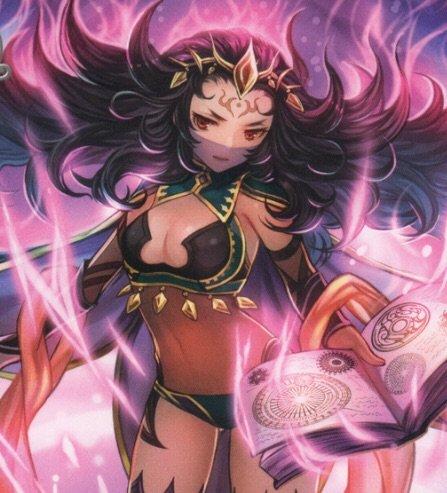 nyx cursed by youth createyourhero fire emblem heroes amino