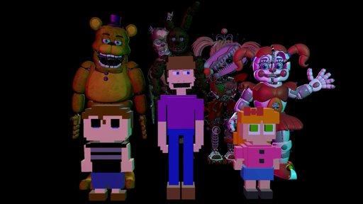 Afton Robotics Five Nights At Freddy S Amino